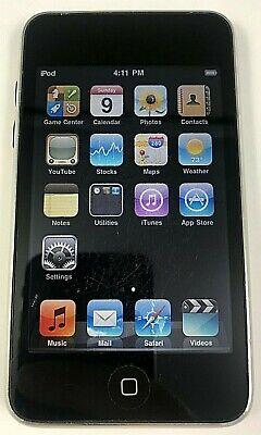 Apple iPod Touch 2nd Generation-Black-8 GB-Fully Functional-90 DAY WARRANTY
