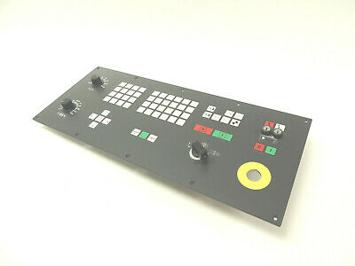 New RAFI Lage 2 Operator Panel With Keys 5.40 551.759-000
