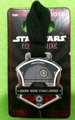 Disney Parks Star Wars The Dark Side 2016 Limited edition Trading Pin