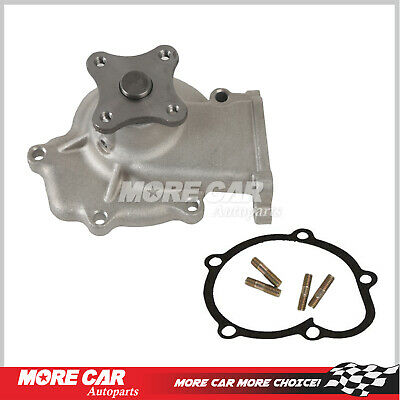 New Engine Water Pump W// Gasket For Nissan 200SX NX Sentra 1.6L GA16DE AW9214