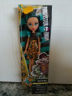 Monster High Cleo De Nile Comic Book Inspiration Dress Doll 2017 New