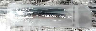 F.A.R.A.H. Z-Tweeze Dual Ended Tweezers by Farah Brushes - NEW! Free Shipping!