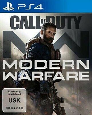 PS4 - Call of Duty Modern Warfare 2019 (Vö: 25.10.2019) CoD MW 19 PlayStation 4