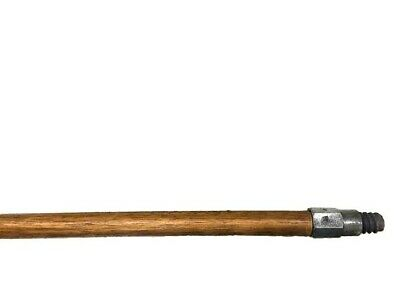 Lacquered Wood Handle with Lock Tight Metal Thread Handle LT60