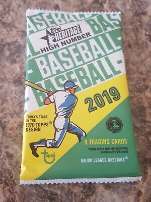 2019 Topps Heritage Hi- #S Series U Pic One From List..nm.