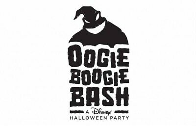 Disneyland Tickets Oogie Boogie Bash Halloween Night October 31st Sold Out!!!