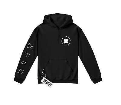 XPLR hoodie colby brock ADULT size Sam and Colby youtube