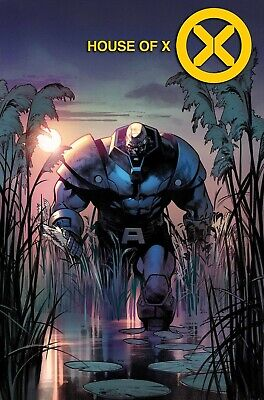 House of X #5 Main Cover, Marvel Comics 2019 NM