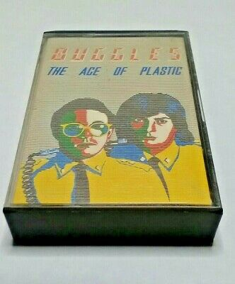 Buggles the age of plastic music cassette
