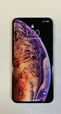 Apple iPhone XS Max - 256 GB - Silver (Unlocked) A2101 (GSM) (AU Stock)