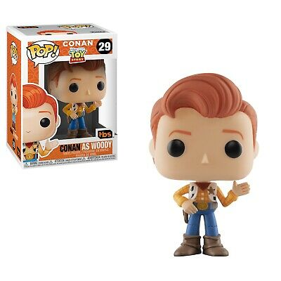 Conan SDCC 2019 Exclusive Funko Woody Toy Story San Diego Comic Con