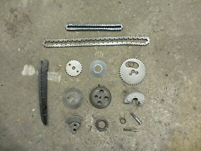 Vespa Lx50, Lx150 (And More) Oem Complete Timing Chain System