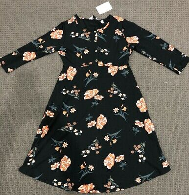 NEW - Dorothy Perkins - Maternity Floral Dress - Size 12