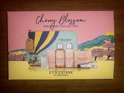 L'OCCITANE Cherry Blossom Discovery Collection Gift Set