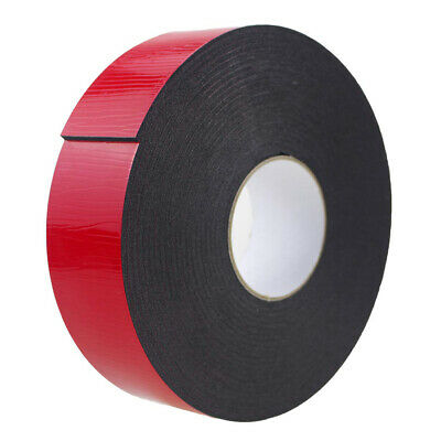 LN_ 1 Roll Waterproof Double Sided Attachment Strong Adhesive Tape for Car Aut