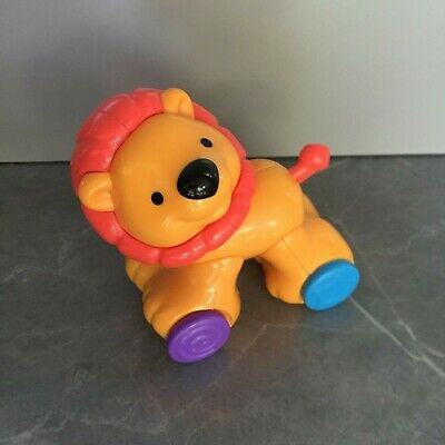 Fisher Price Amazing Animals Part of Roll & Roar Habitat Lion Only