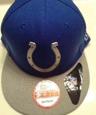 huge discount shopping free shipping INDIANAPOLIS COLTS HAT NFL Painters Cap Vintage Rare New Old Stock ...