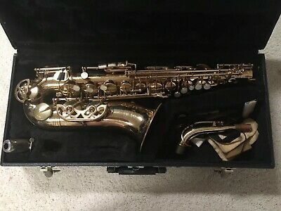 Everette Buffet Champion Saxophone In Case