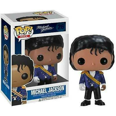 Hot Brand Michael Jackson Funko Pop Vinyl Figure Boy Gift New With Box #26 2019