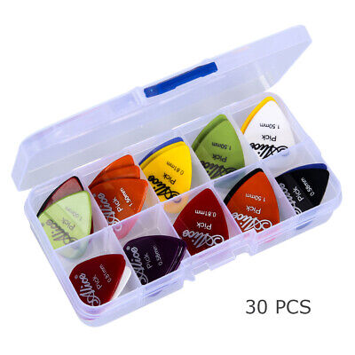 Alice Acoustic Electric Guitar Picks Plectrums  Box Case F8 HOT