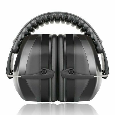 Protection Hearing Ear Muffs Shooting Noise Gun Range Safety Headphones Protect