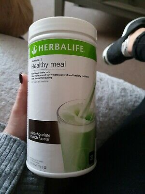 Herbalife Nutrition Formula 1 Shake NEW Mint & Chocolate 550g meal