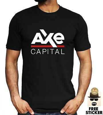 Axe Capital Logo Hoodie S-XXL Sizes Officially Licensed Billions