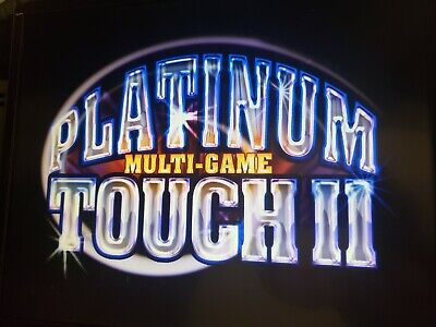 Platinum Touch 2 kit (27 games) Multi Game cherry Master (wiring harness incl.)