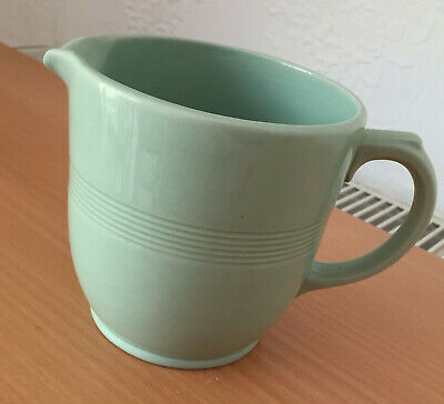 Woods Ware Beryl Large Green Jug 1.5 Pints