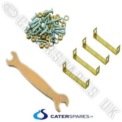 Dualit Toaster Repair Spares & Parts Brass Links Spanner And Nut & Bolt Set
