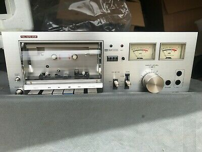 Vintage Pioneer Stereo Cassette Tape Deck CT-F4242