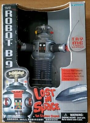 Robot B-9 Electronic from Lost in Space Original TV Series