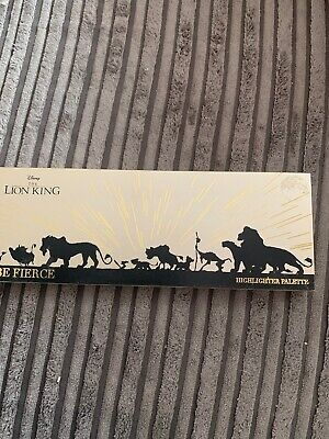 Brand New Disney Primark Beauty Lion King Cosmetics Collections