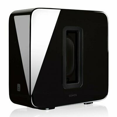 Sonos SUB Wireless Subwoofer, Black