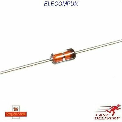 GERMANIUM DIODE 1N34A. DO-35. 1-20 pcs. UK SELLER. FAST DELIVERY.