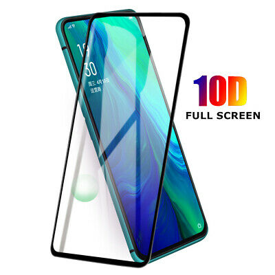 BL_ Full Cover Tempered Glass Screen Protector for OPPO F11/R11S/V11i/A77/R19 We