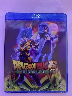 Blu-ray - DRAGON BALL SUPER BROLY - NEUF sous Blister