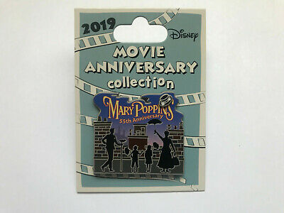 Disney Cast Exclusive 2019 Movie Anniversary - Marry Poppins 55th Anniversary