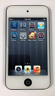 Apple iPod touch 4th Generation -64 GB Fully Functional PLEASE READ