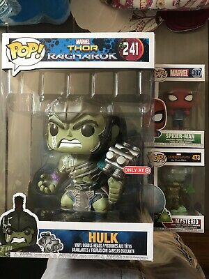 10 Inch Hulk Funko Pop Marvel Lot