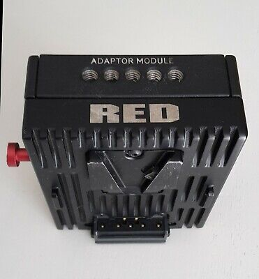 RED Epic Dragon Adaptor Module with Quickplate Pack (camera accessories)