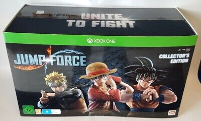 Jump Force Collector's Edition Xbox One - Nuovo Sigillato - New Sealed