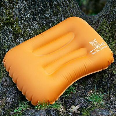 Ultralight Air Pillow Cushion Inflatable Soft Outdoor for Camping Travel Hiking