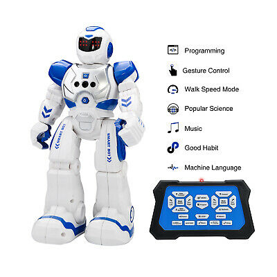 Kids Remote Control Robot, Intelligent Dancing Robot &  Infrared Controller Toys