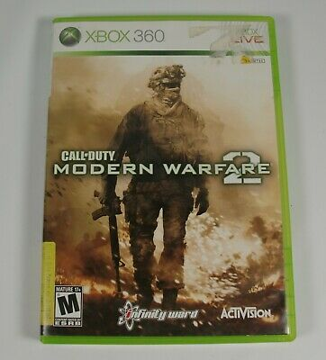 Activision Call of Duty: Modern Warfare 2 - Xbox 360 Video Game