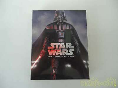 Lucas Film Star Wars The Complete Saga Fxxe 51416 Movies Limited Edition Series