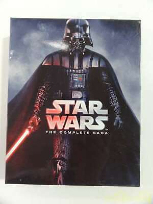 No Brand Star Wars Complete Saga Blu-Ray Collection 9 Groups Fxxe 51416 Movies