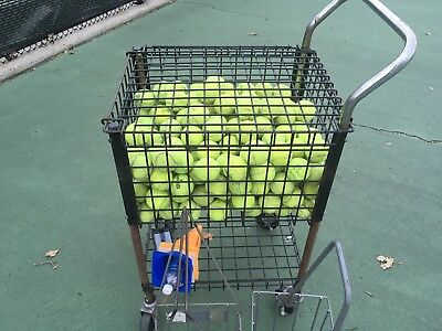 40 Used Tennis Balls - Free Shipping - . Dogs play, crafts, tennis practice