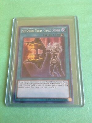 Sky Striker Mecha - Shark Cannon Secret Rare DASA-EN036 Yu-Gi-Oh!