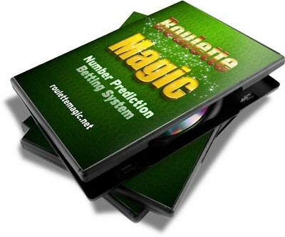 Roulette Strategy - Roulette Magic - Winning system! 1 Pdf - 4 Videos